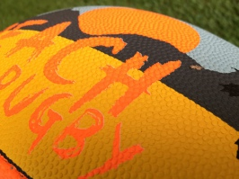 pebble grip rugby